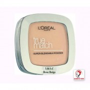 L'oreal True Match Super Blendable Powder 3.R 3.C Rose Beige