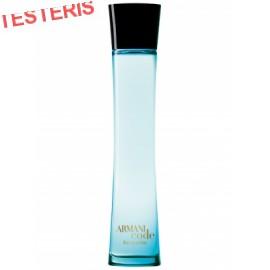 Giorgio Armani Code Turquoise eau Fraiche Pour Femme  75ml