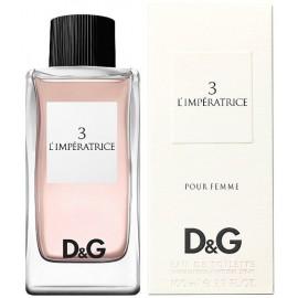 Dolce Gabbana 3 L'imperatrice Pour Femme EDT 100ml