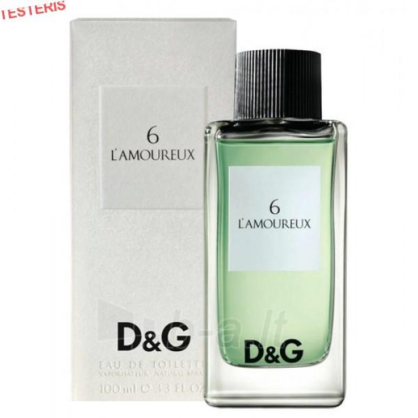 Dolce Gabbana 6 L'amoureux EDT 100ml