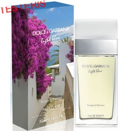 Dolce Gabbana Light Blue Escape To Panarea pour Femme EDT 100ml