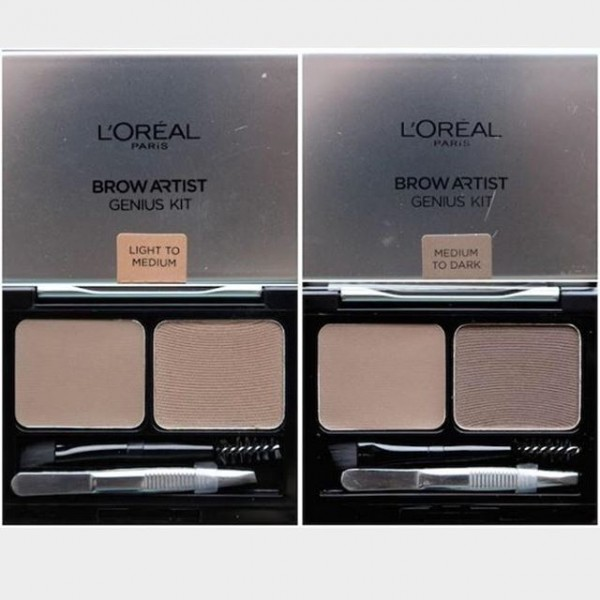 L'oreal Brow Artist Genius Kit Light to Medium