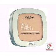 L'oreal True Match Super Blendable Powder 1.R 1.C Rose Ivory