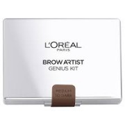 L'oreal Brow Artist Genius Kit Medium to Dark
