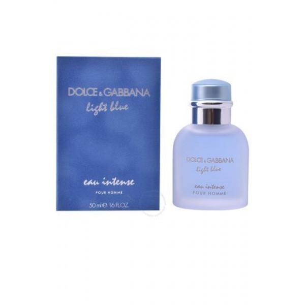 Dolce Gabbana Light Blue Eau Intense Pour Homme EDP 50ml